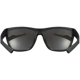 UVEX LGL 41 Okulary, black mat/mirror silver
